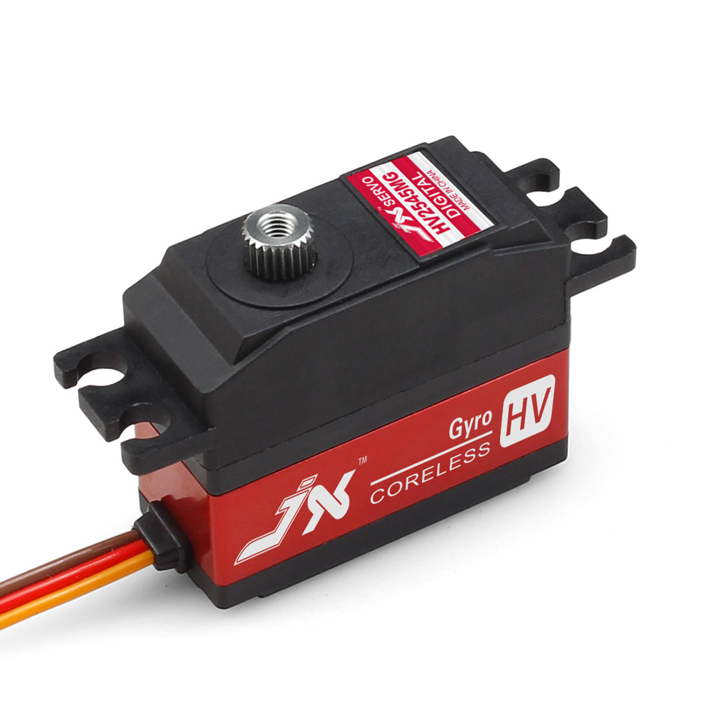 PDI-HV2545MG  25g Metal Gear digital High Voltage coreless Gyro servo